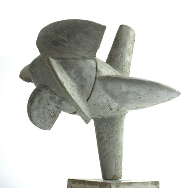 Baby Plane | beton | hoogte : 50 cm