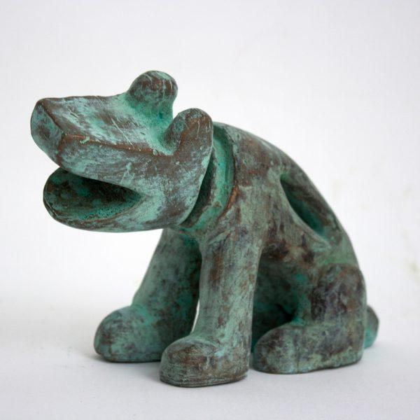 LikedMe XS | brons | Hoogte : 15 cm