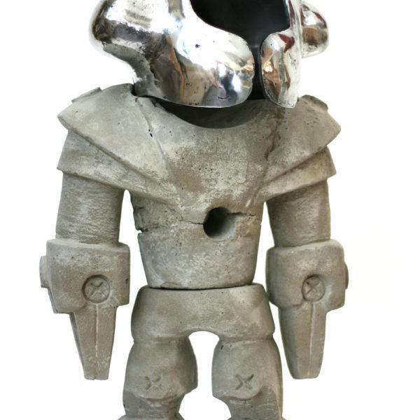 Juan beton + aluminium hoogte 52 cm
